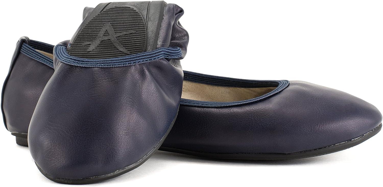 Avanti Julia Foldable Ballet Flats Travel shoes