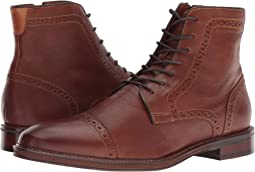 Warner Cap Toe Zip Boot