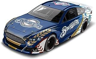 Milwaukee Brewers Major League Baseball Hardtop Diecast Car, 1:64 Scale