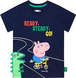 Peppa Pig Jongens T-Shirt George Pig