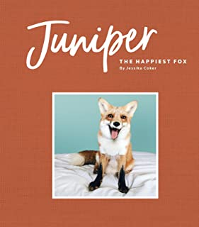 Juniper: The Happiest Fox (English Edition)