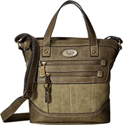Trampton Top-Handle Crossbody