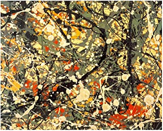 Best jackson pollock number 8 print Reviews