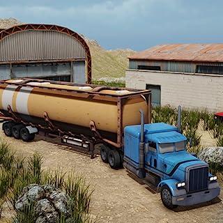 Offroad USA Oil Cargo Truck Driving Game : Semi Transporter Truck Simulator Pro