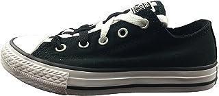 Converse Chuck Taylor All Star Loophole Ox Black/White/Black (Little Kid/Big Kid)