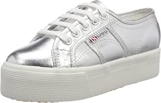 Superga Womens 2750 Cotmet Synthetic Trainers