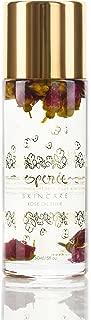 Luxury Rose Oil Elixir 5oz - 100% Natural Flower Infused Face, Body, Bath, Massage, Moisturizer, Hydrating Oil for Dry Skin and All Skin Types, Coconut, Rosehip Seed, Jojoba, Neroli Oils