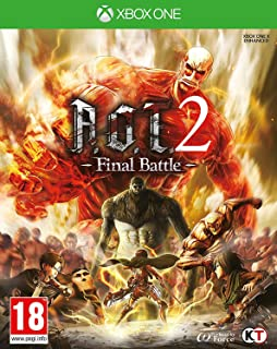 A.O.T. 2: Final Battle - Xbox One