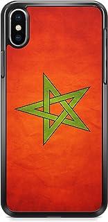 coque iphone xr drapeau maroc