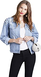 Blackbird - Women's Long Sleeve Button-Up Jacket Tops