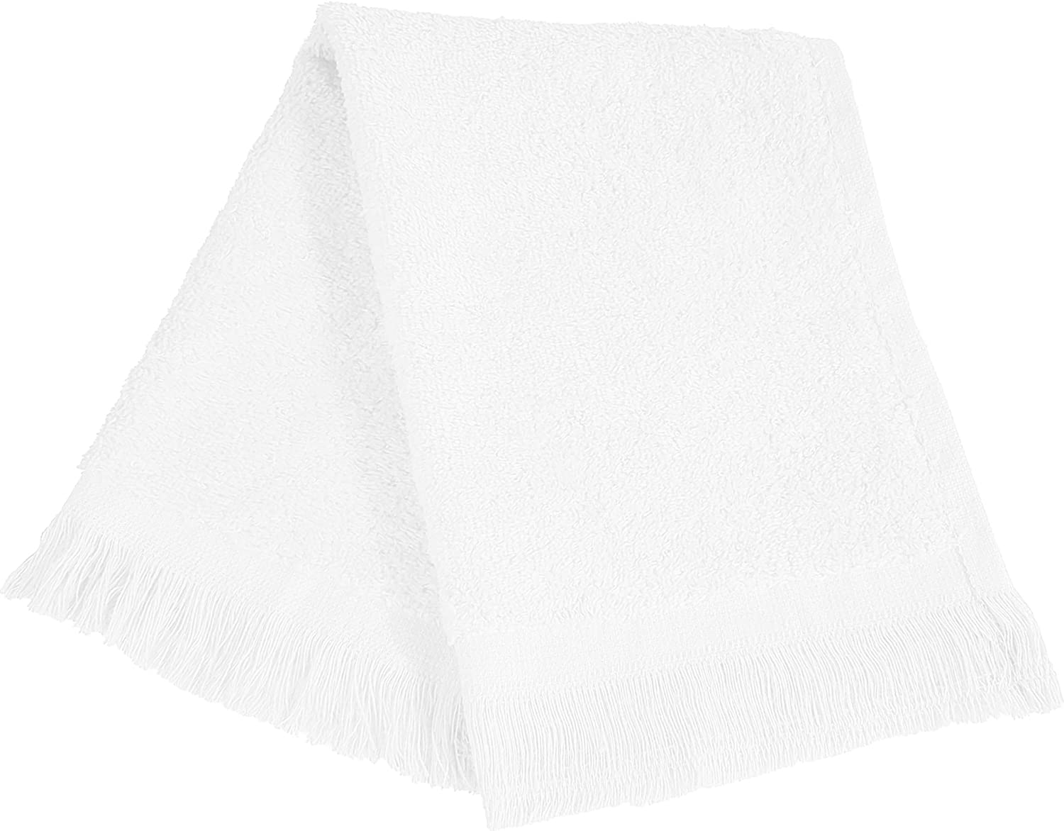 12 Pack Max 65% OFF Set of 12- Fingertip Promotional White Arlington Mall Priced Towels
