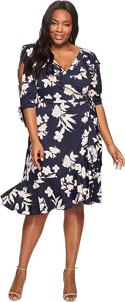 Kiyonna - Winnie Wrap Dress
