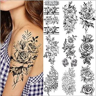 flower power tattoo designs