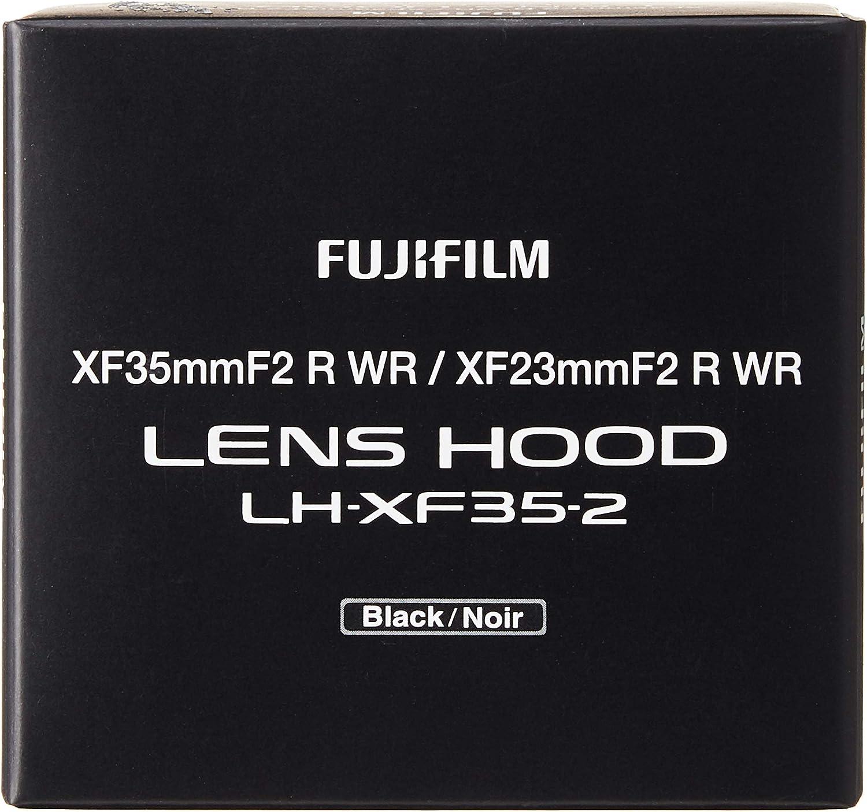 Fujifilm Lh Xf35 2 Gegenlichtblende Objektivabdeckung Kamera