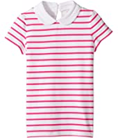 Kate Spade New York Kids - Jess Stripe Collared Top (Little Kids/Big Kids)