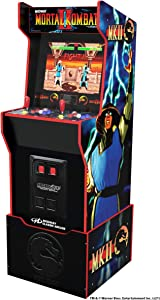 Arcade1Up Midway Legacy 4 Foot Arcade Machine, Mulitcolor