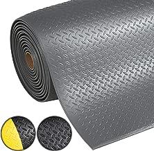 Anti-Erm/üdungsmatte Soft-Tritt 60x150 cm Arbeitsplatzmatte Schwarz