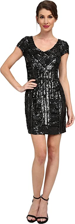 Short Beaded Dress