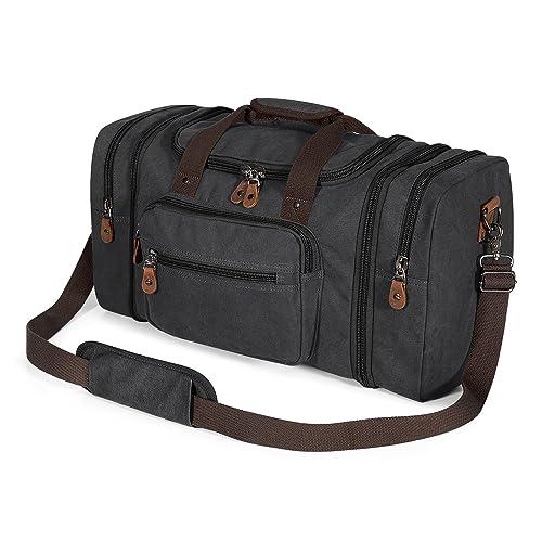 Plambag Canvas Duffle Bag for Travel 12e8e3f0eb7e3