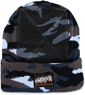 Swift Rock Camouflage Breakdance Headspin Beanie (Twillight)