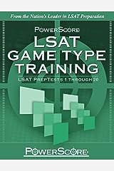 PowerScore's LSAT Logic Games: Game Type Training (Volume 1) (Powerscore Test Preparation) Paperback