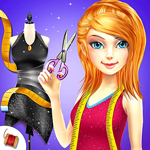 DIY Fashion Tailor Boutique - Girls Outfit Designer
