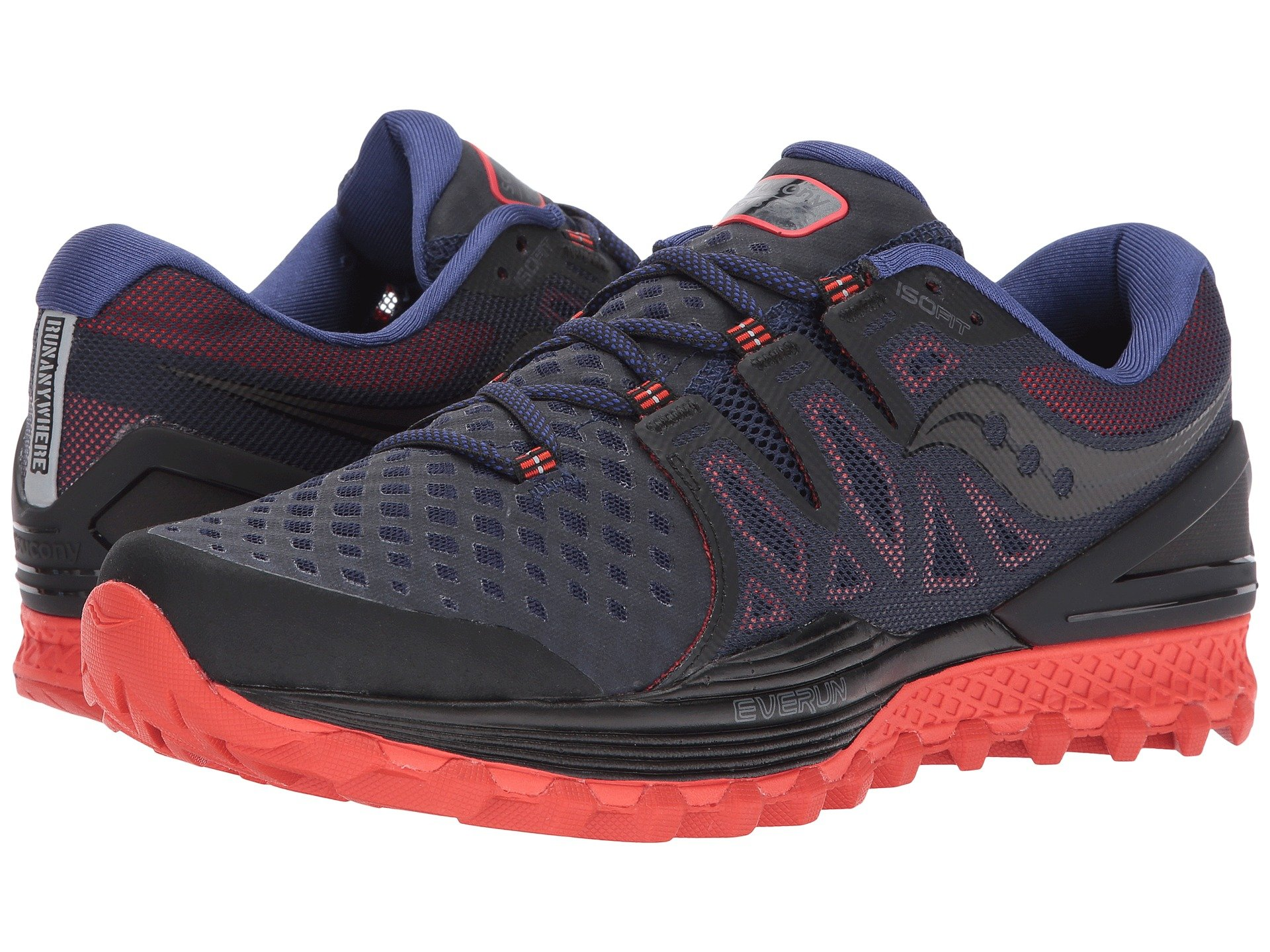SAUCONY XODUS ISO 2 – SHOE REVIEW Footpro