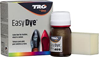 TRG Easy Dye for Leather and Canvas, Metallic Colors