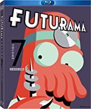 futurama season 7 blu ray