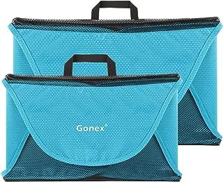"Gonex Garment Folder, 15""+18"" Travel Shirt Packing Organizer Blue"