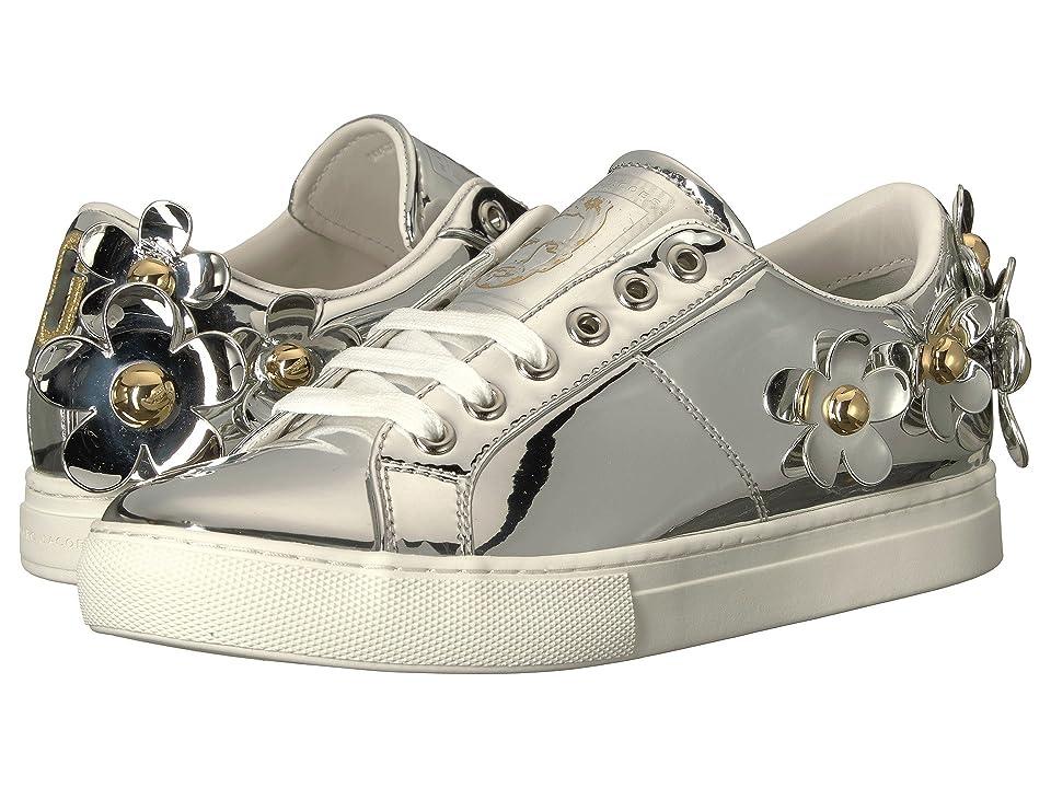 Marc Jacobs Daisy Sneaker (Silver) Women