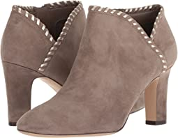 Light Taupe/Platino Suede/Metallic Leather