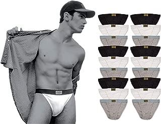 Mens 18 Pack Hot Tanga Athletic Sport Bikini Underwear