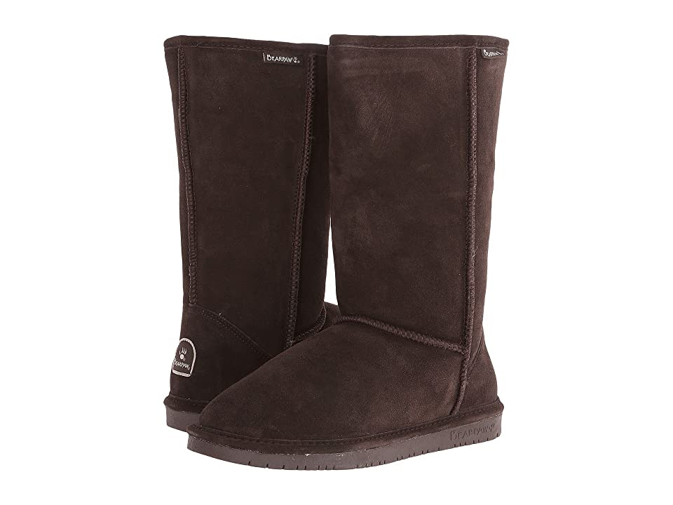 Bearpaw Emma Tall (Chocolate II) Women