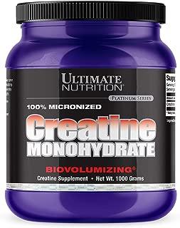 Ultimate Nutrition 100% Micronized Creatine Monohydrate (1000g)