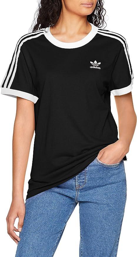 adidas 3 Stripes tee Camiseta Mujer