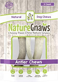 Nature Gnaws USA Deer Antlers 4-5