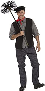 Forum Novelties Plus Size Chimney Sweep Costume