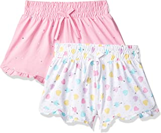 Mothercare Baby Girl's Shorts (Pack of 2)