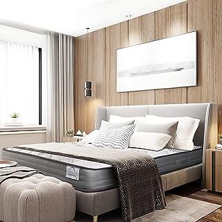 Lisabed Flex | Colchón Olinda-Flex 150 x 190 | Viscoelástico de Grafeno de Alta Densidad | Reversible Invierno/Verano | Gama Prestige Hotel | Todas Las Medidas