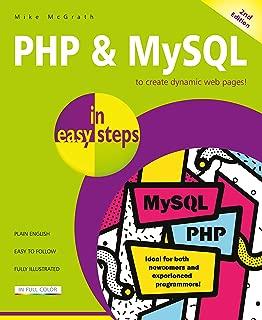 PHP & MySQL in easy steps: Covers MySQL 8.0