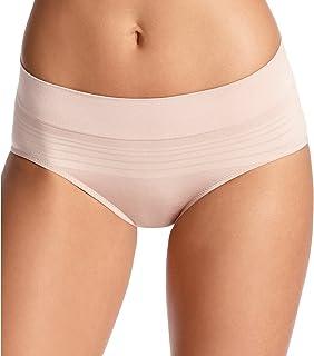 Warner's Women's No Pinching No Problem Seamless Hipster Panty