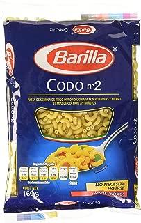 Barilla, Pasta de Sémola de Trigo Duro, 160 g, 160 gramos