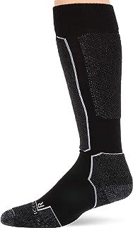 Icebreaker Merino, Over The Calf Light Cushion Wool Ski Socks For Men Calcetines Hombre