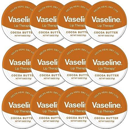 Vaseline Lip Balm 20g/0.705oz (12x20g/0.705, Cocoa Butter)