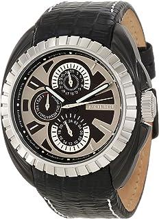 Relógio Analógico, Police, Masculino, 11941Jstbs/02, Preto
