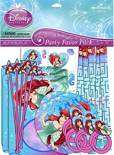 Little Mermaid Party Favor Pack (48 Teile)