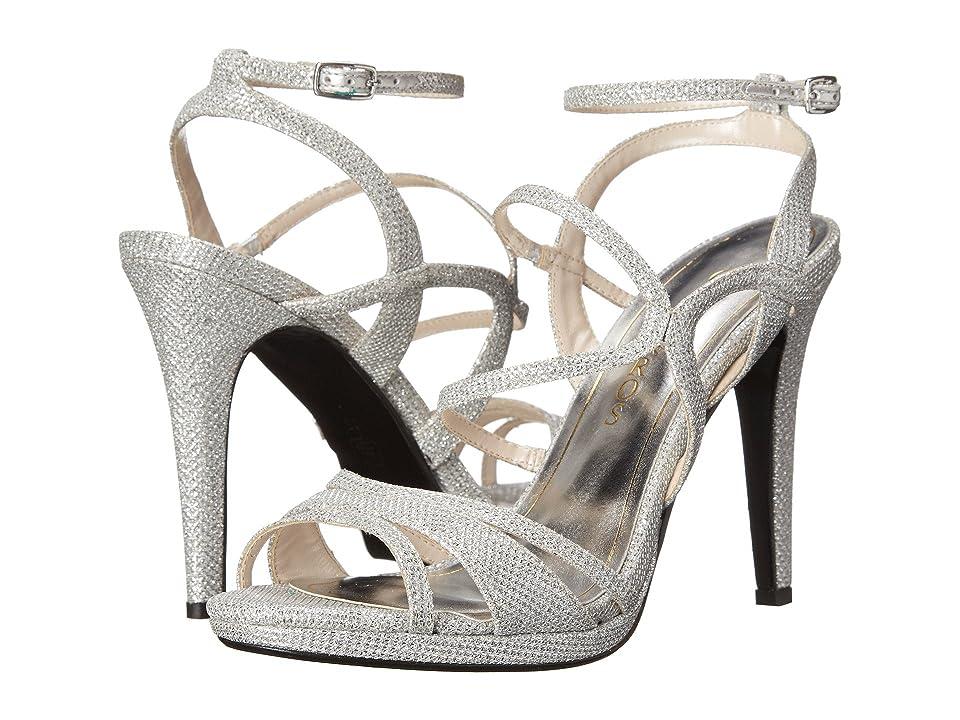 Caparros Topaz (Light Silver Sparkle) High Heels