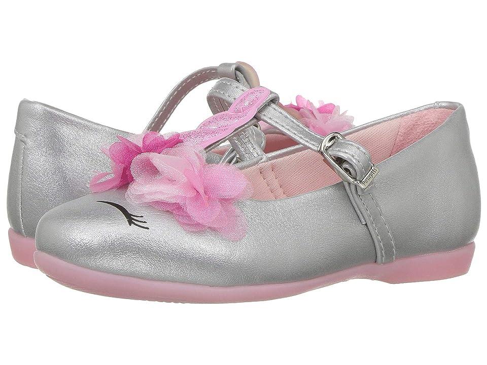 Pampili 188406 (Toddler/Little Kid) (Silver) Girl