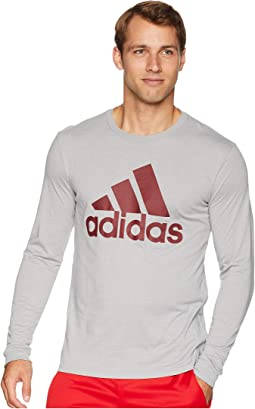 Badge of Sport Classic Long Sleeve Tee